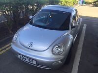 VW AUTOMATIC - VW BEETLE - EXCELLENT ENGINE - AIR CON - MAY SWAP / PART EX