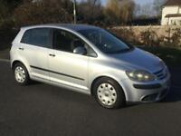 2006 VOLKSWAGEN GOLF PLUS S TDi 5dr