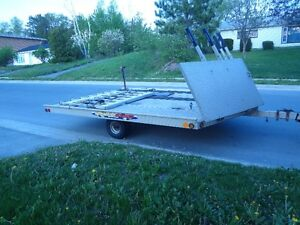 Newman Bed Sled Trailer