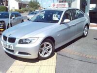 2008 08 BMW 3 SERIES 2.0 320D SE 4D 174 BHP LOW MILEAGE FSH DIESEL