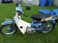 HONDA PASSPORT 1980 C 70  (11,877KM) EXCELLENTE CONDITION