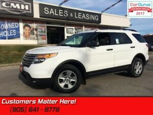 2013 Ford Explorer   4X4, 7 PASSENGER, POWER SEAT, POWER GROUP