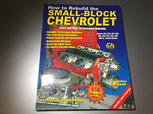 How to Build the Small block Chevrolet: Stock & High Performance