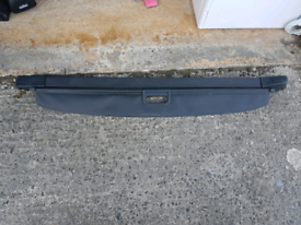 Parcel shelf/boot divider from a vauxhall vectra (h) estate.