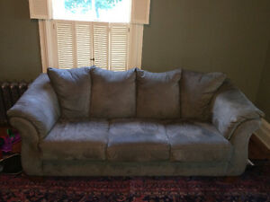 Moving Sale! Couch and chair