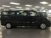 2020 Renault Trafic NO VAT LL30 Sport 2.0 120ps 9-Seater MPV Diesel Manual