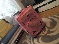 28 inch kangol wheelie suitcase