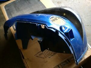 Yamaha Grizzly 700 front plastic fender