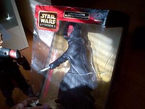 "Star Wars Darth Maul 9"" collectible and Anakin Skywalker Kitchener / Waterloo Kitchener Area image 4"