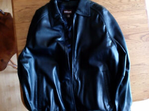 DANIER. LEATHER. JACKET