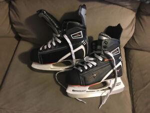Boys Skates - Never used or worn, freshly sharpened