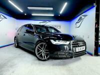 2018 Audi A6 Avant 2.0 TDI ultra Black Edition Avant S Tronic (s/s) 5dr Estate D