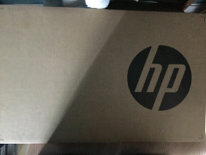 Brand new HP laptop 300$