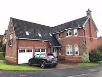 5 Bedroom Detached House in Cul-de-sac handy for West End & City Centre schools and amenities