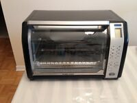Rotisserie convection oven for sale.