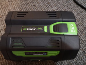 Ego 56v Battery Brand new.
