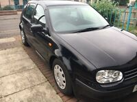 VW Golf 1.6 spares or repair