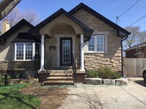 Upper Level of House avail June 1
