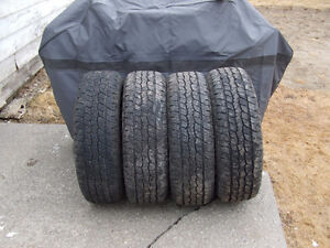 Goodyear Wrangler All Season Tires for sale