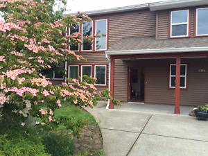 Three bedroom modern first floor home for rent.