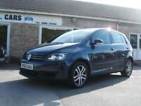 2010 60 Volkswagen Golf Plus 1.6TDI BlueMotion Tech SE 5d