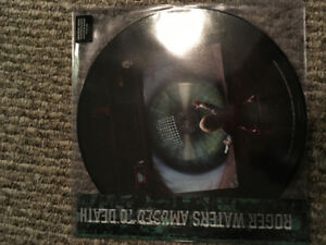 Roger Waters Amused to Death Picture Disc Vinyl
