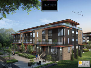 ELEVEN • 11 CLARKSON TOWNS IN MISSISSAUGA IS VIP SELLING NOW!