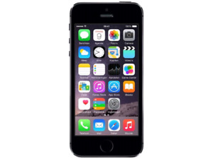 iPhone 5S 32GB Bell/Virgin works perfectly in excellent conditio