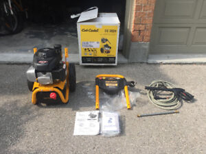 SELLING CUB CADET CC3024 GAS-POWERED PRESSURE WASHER