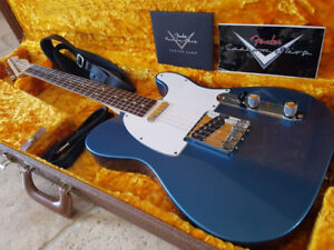 Fender Telecaster 63' N.O.S. (Time Machine)