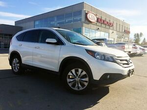 2014 Honda CR-V EX | HTD SEATS | BACK-UP