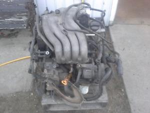 2.0 L Volkswagen motor