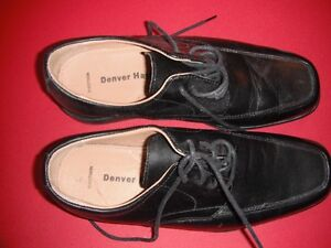 Mens Leather Dever Hayes Dress shoe