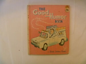THE GOOD HUMOR MAN by Kathleen N. Daly (A Little Golden Book)