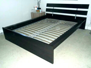 Bedroom set IKEA Malm - Queen Size - Pick up ONLY