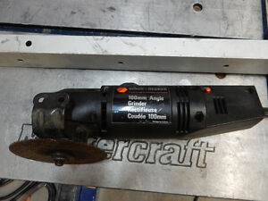 Grinder Black and decker