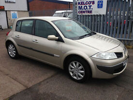 Renault Megane 1.6 VVT ( 111bhp ) Dynamique LOW MILAGE GOOD SPEC