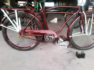 Vintage bike 1930' s to 1960' s fully restored