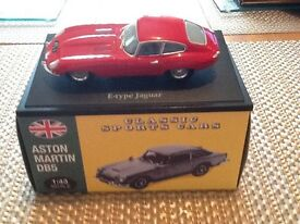 Three classic model cars. £20 each or 3 for £50