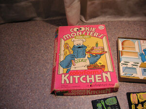 Vintage Sesame Street Games Kitchener / Waterloo Kitchener Area image 5