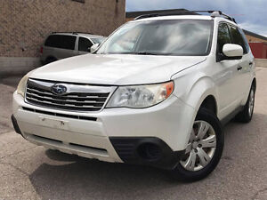 2009 Subaru Forester AWD | No Accident | Certified