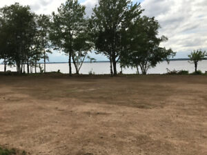 OVER LARGE WATERFRONT RV LOTS FOR LEASE ON GRAND LAKE