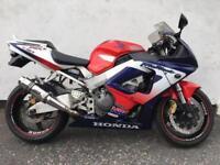 2001 - HONDA CBR900RR - FIREBLADE 929 - 29K MILES - EXCELLENT CONDITION -CBR929