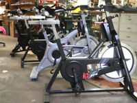 Certified Spin Bike Rebuilds from GTBC