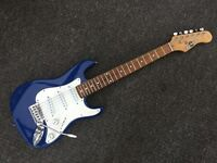3/4 Stratocaster Guitar and Amp