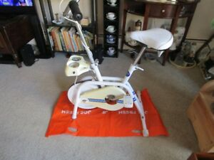 Vintage 70's Stationary Exercise Bike