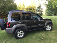 2006 Jeep Liberty Sport SUV **Price Reduced**