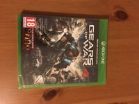 Gears of War 4 Xbox One, Brand new and sealed