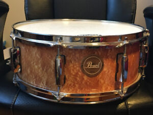 Pearl Limited Edition SST Caisse Claire (Snare Drum)