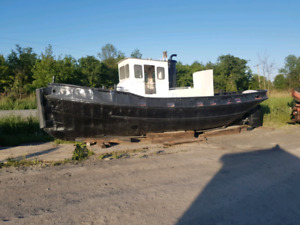 40 Russel brothers tug boat